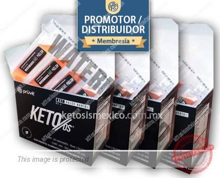 Paquete de promotor de distribuidor de Pruvit